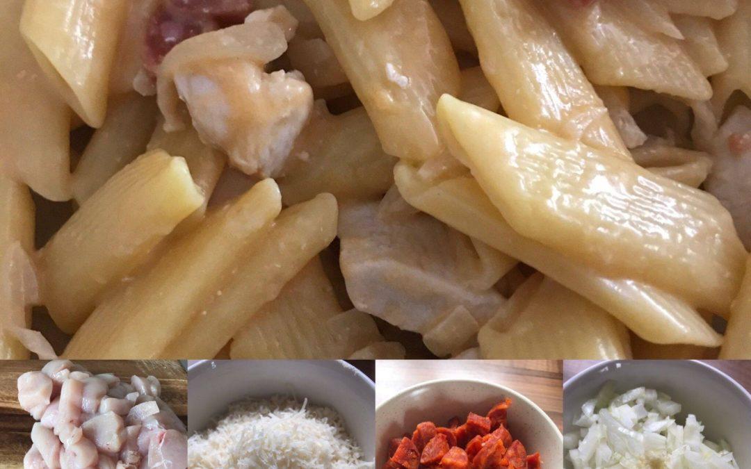 Chicken and Chorizo Penne